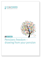 Pensions freedom - drawing from your pension