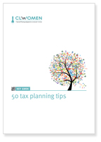 50 tax planning tips